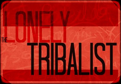 The Lonely Tribalist Name Tag logo