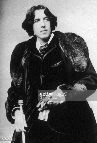 Oscar Wilde Portrait Like a Boss | The Lonely Tribalist