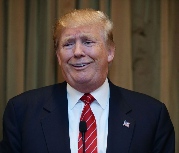 Donald Trump funny face | The Lonely Tribalist