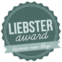 Liebster Award Blue Teal Logo | The Lonely Tribalist