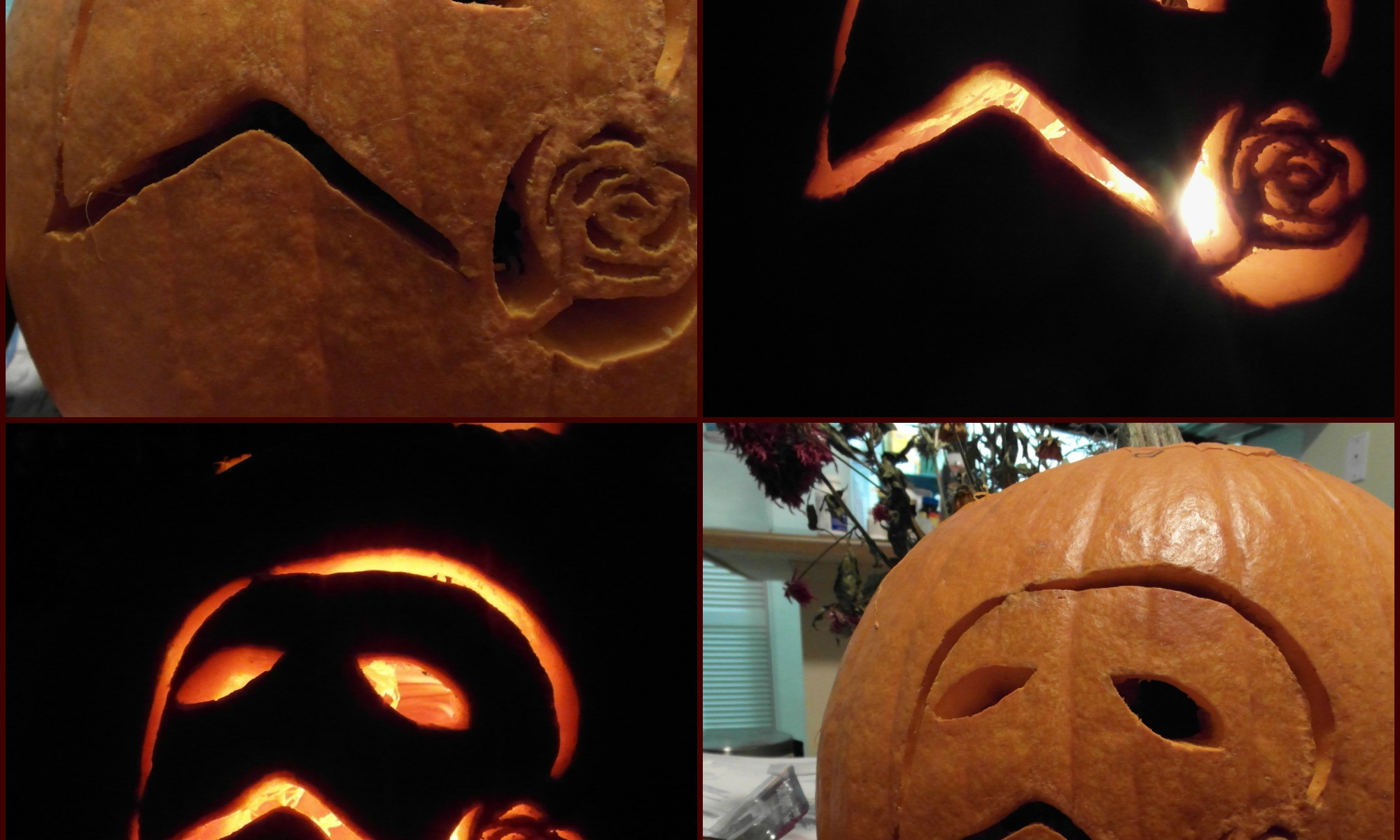 Pumpkin of the Opera | The Lonely Tribalist