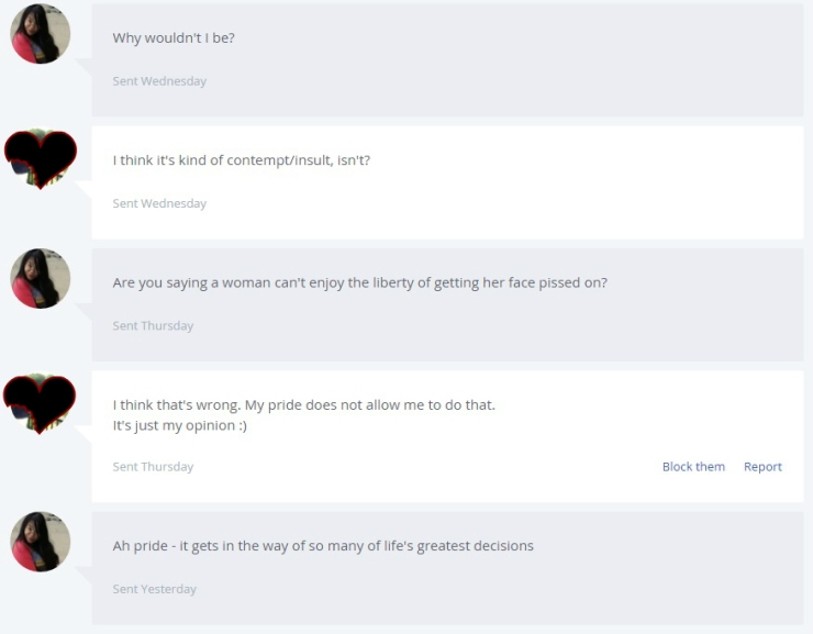 OKCupid looking for a girlfriend part4 | The Lonely Tribalist