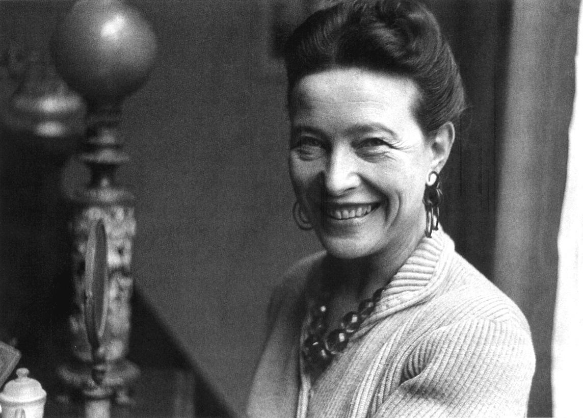 Simone de Beauvoir | The Lonely Tribalist