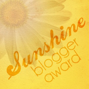 Sunshine Blogger Award | The Lonely Tribalist