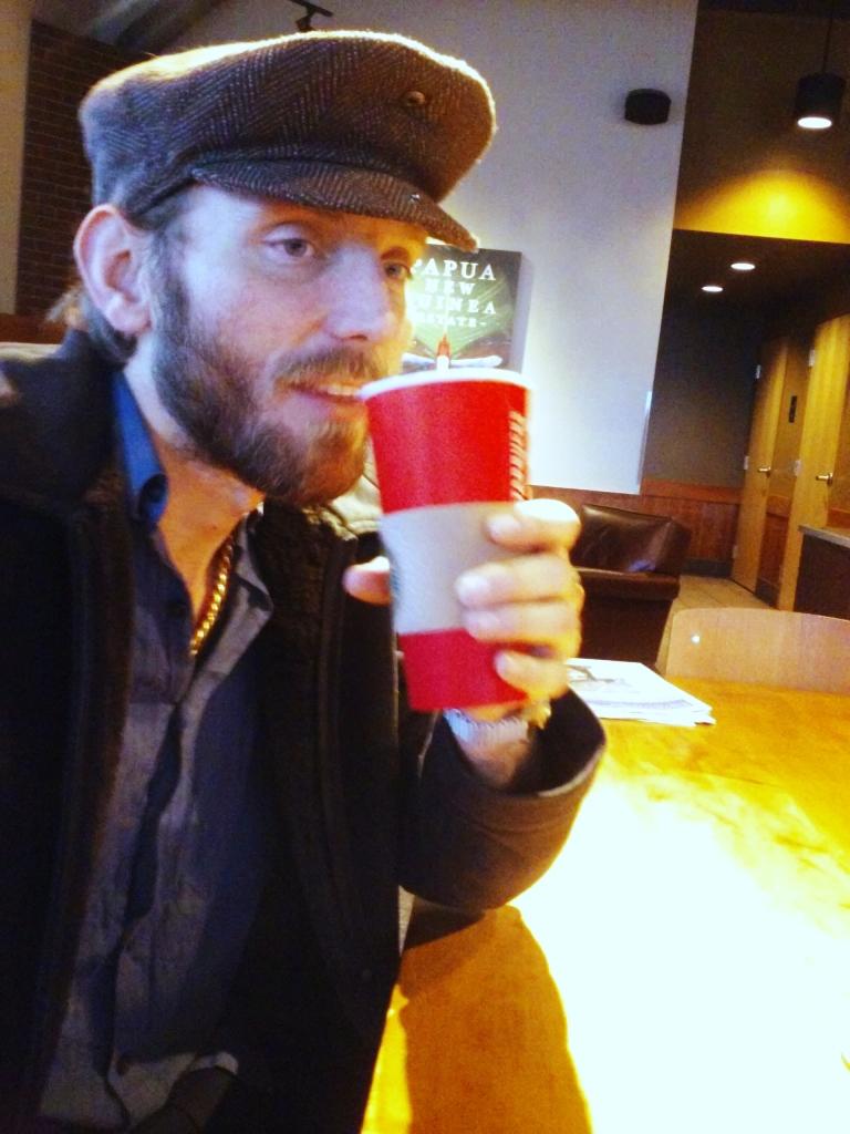 Moose free Starbucks birthday drink | The Lonely Tribalist