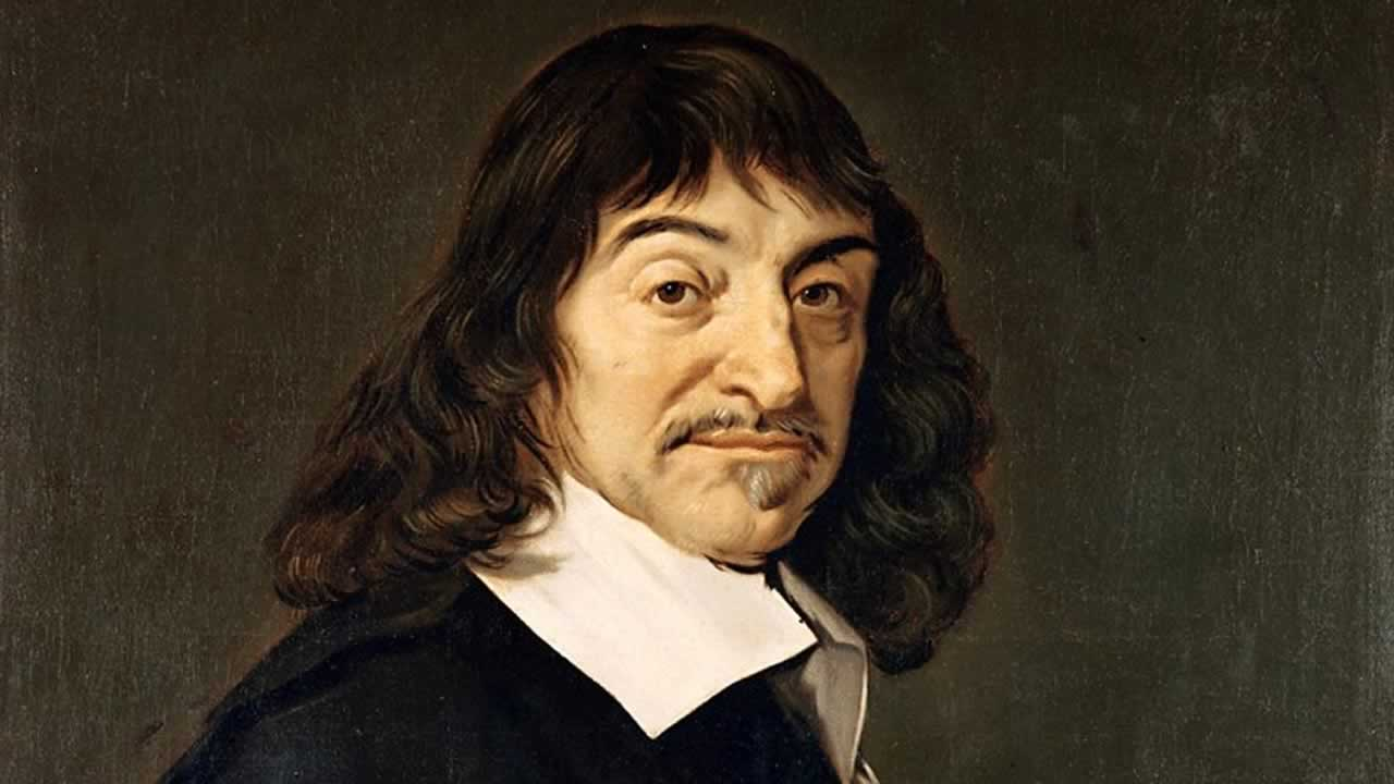 rene descartes portrait | The Lonely Tribalist