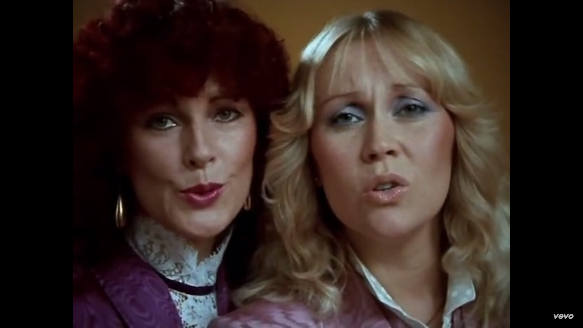 abba happy new year screenshot vevo | The Lonely Tribalist