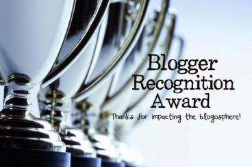 blogger recognition award badge | The Lonely Tribalist