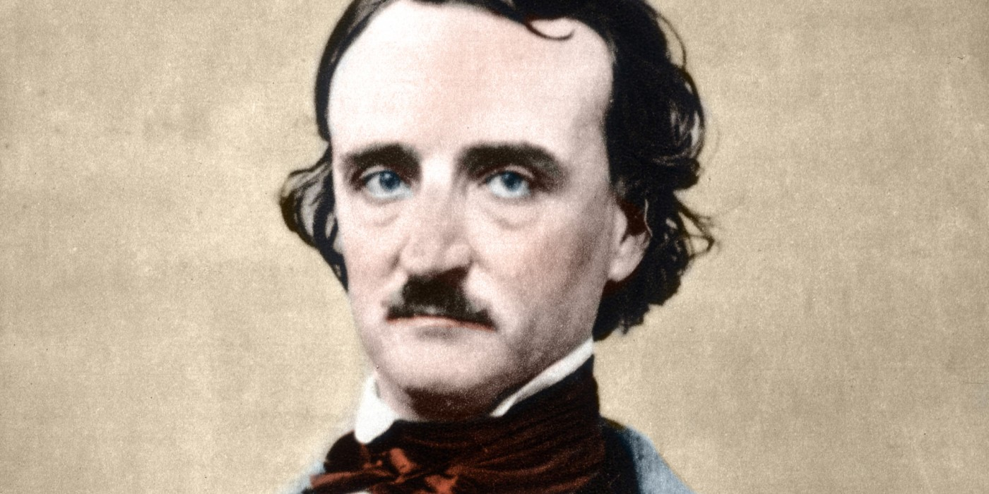 edgar allan poe house in color | The Lonely Tribalist