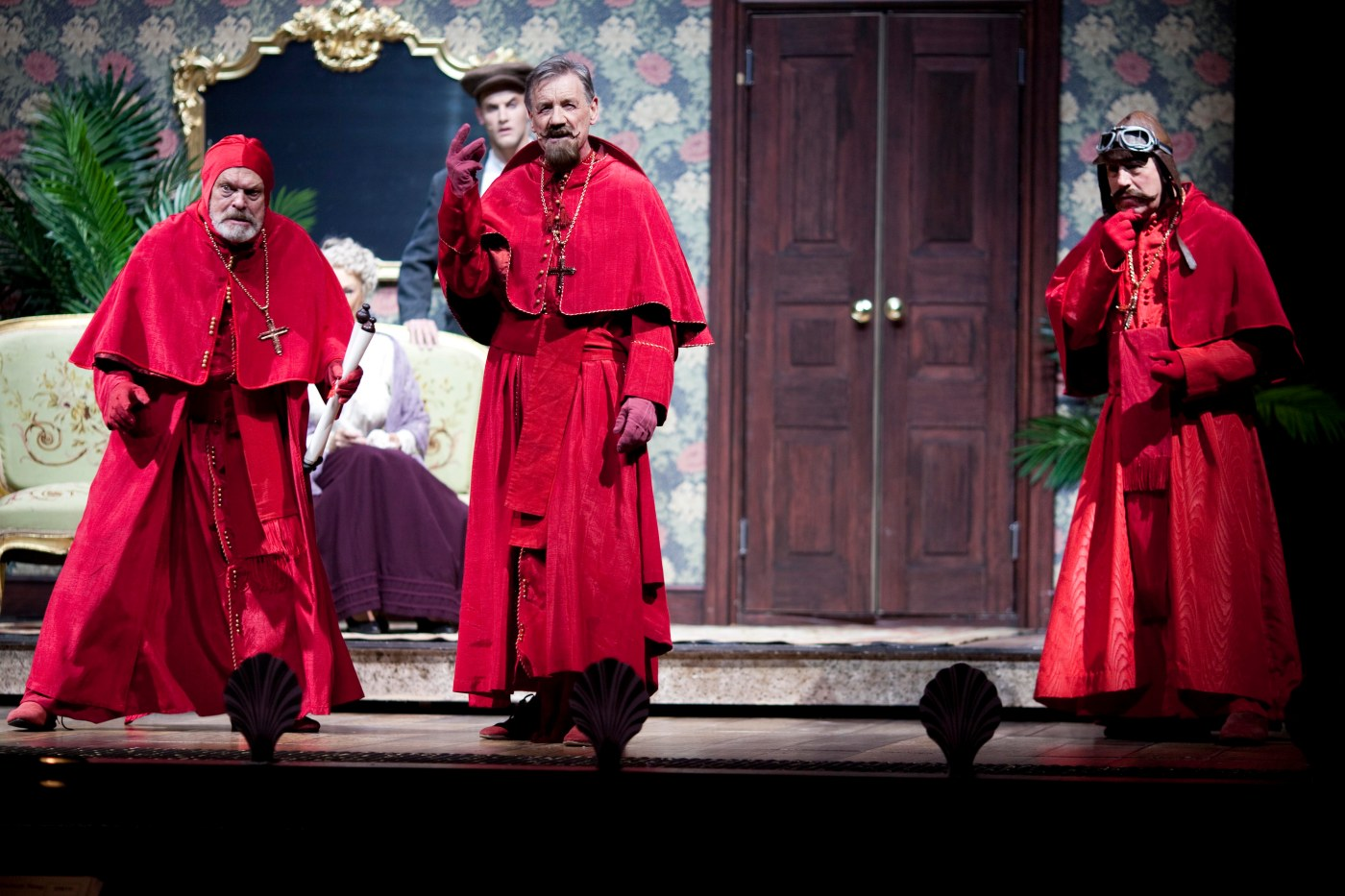 monty python spanish inquisition sketch | The Lonely Tribalist