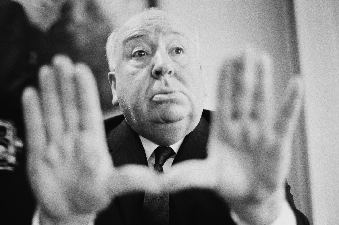 alfred hitchcock black and white | the lonely tribalist