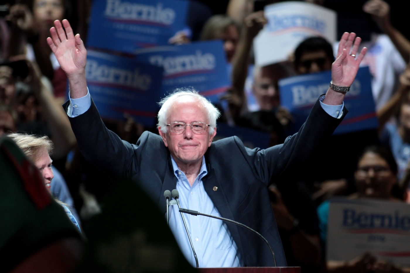 bernie sanders phoenix arizona speech | the lonely tribalist