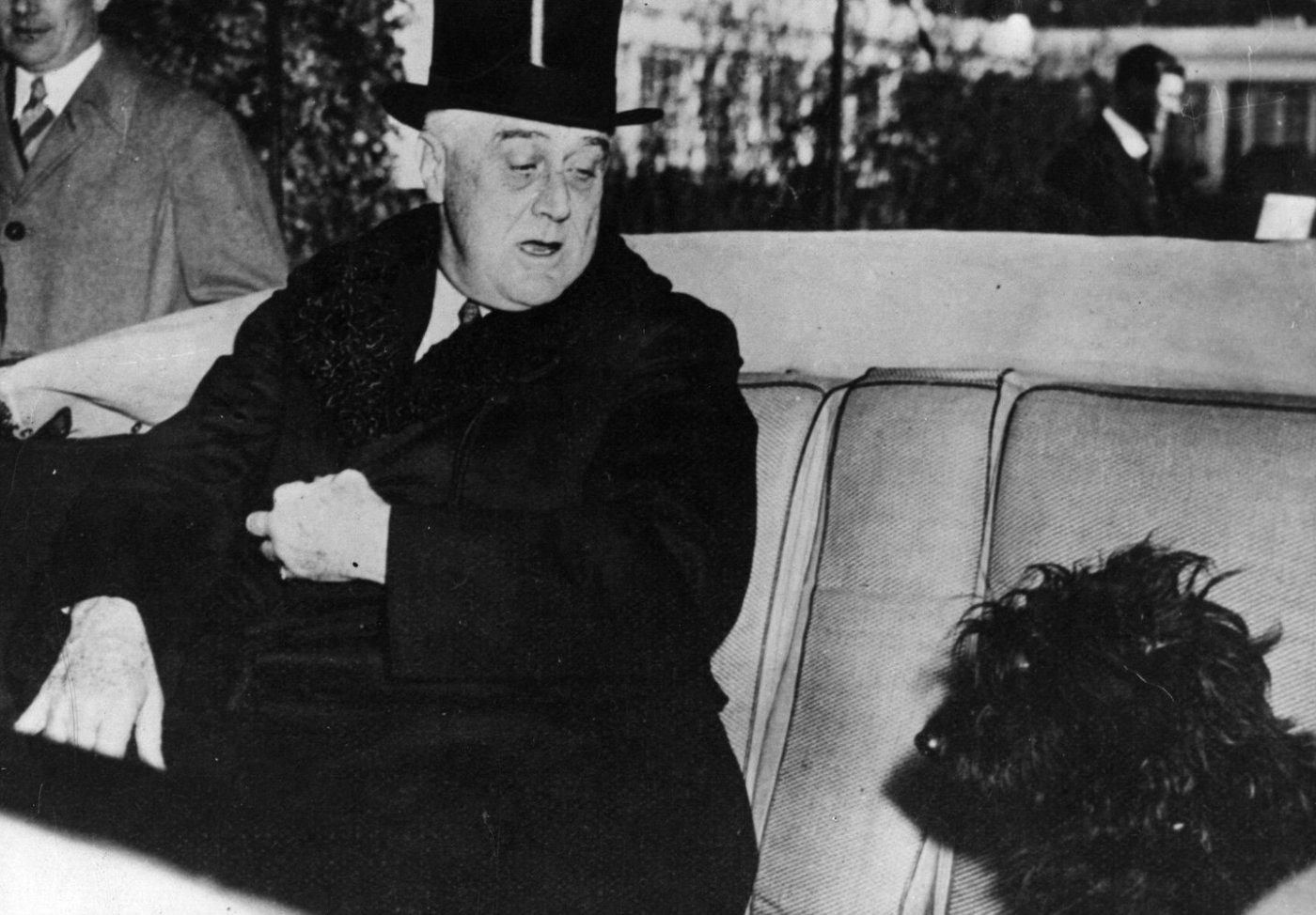 president fdr franklin delano roosevelt | the lonely tribalist