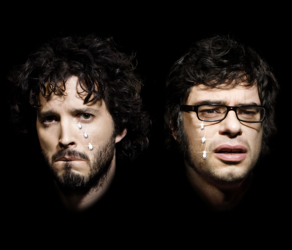 flight of the conchords funny tears | the lonely tribalist