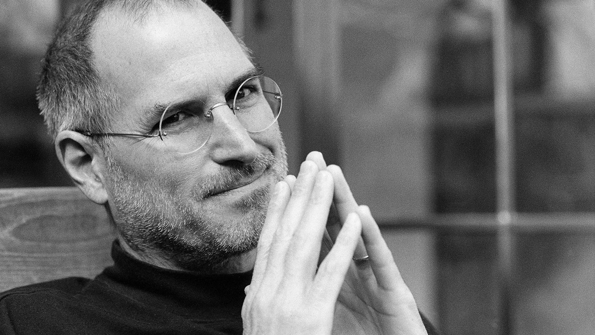 steve jobs black and white | the lonely tribalist