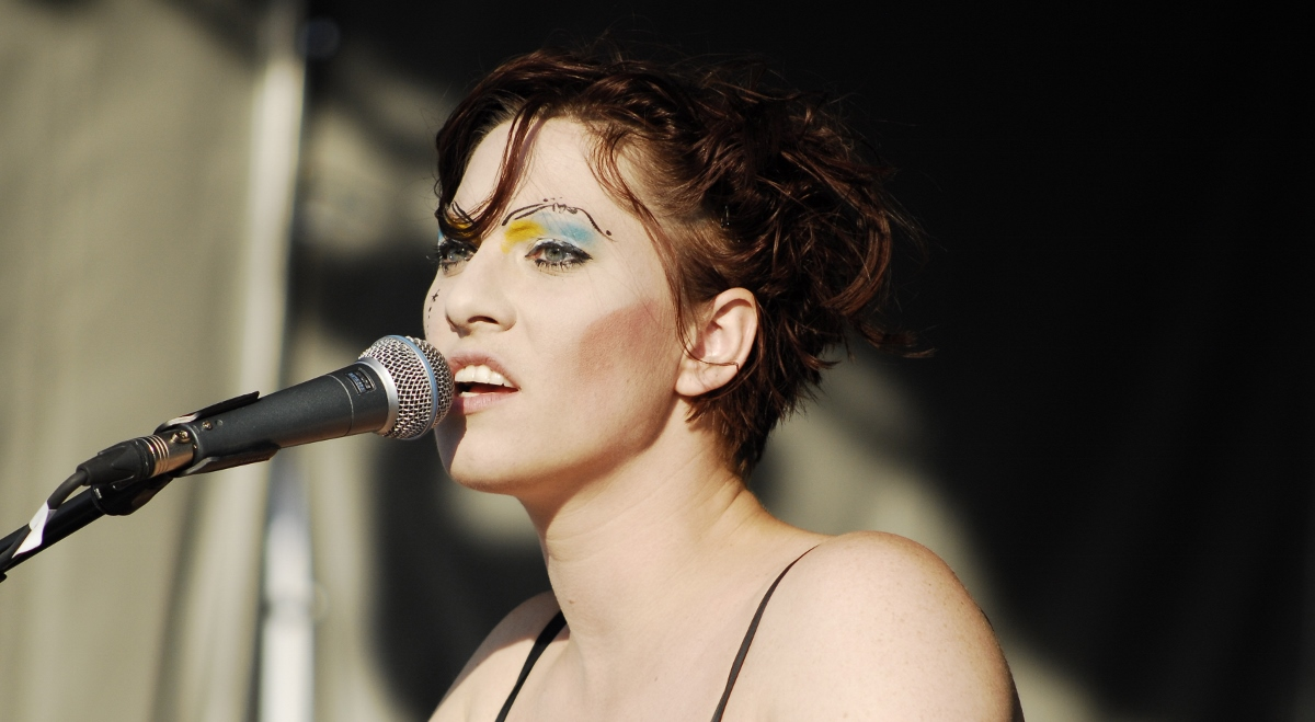amanda palmer machete singing live | the lonely tribalist