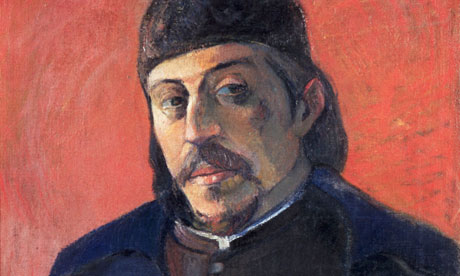 paul gauguin impressionist self portrait | the lonely tribalist
