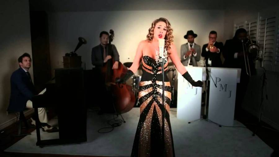 postmodern jukebox seven nation army hailey reinhart | the lonely tribalist