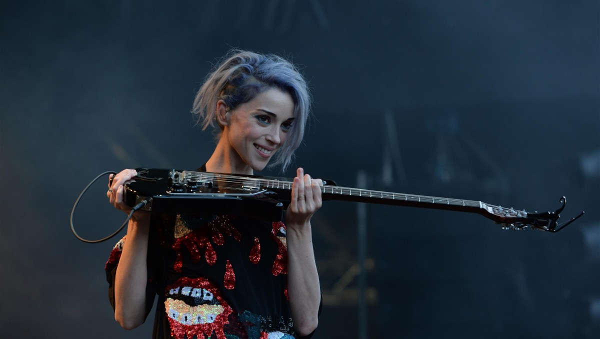 st vincent indie rock music | the lonely tribalist