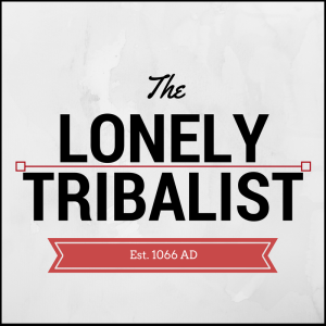 The Lonely Tribalist 1066 logo