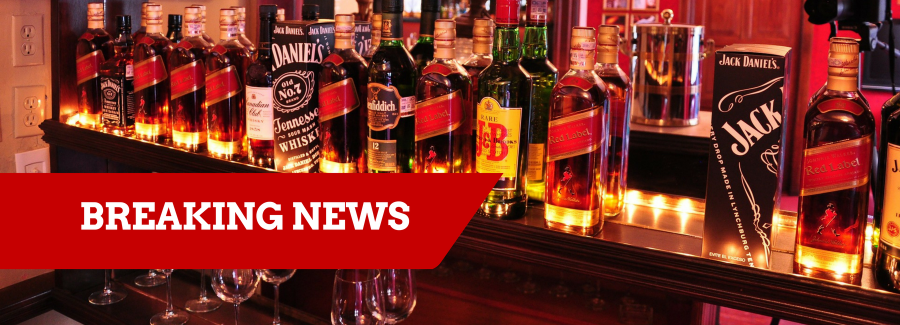 breaking news day drinking header | the lonely tribalist
